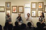 【トークショー】「少女マンガの世界 原画'(ダッシュ)10年の軌跡」展開催記念トークショー