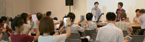 【レクチャー&対話】第18回マンガカフェ「オトナの似顔絵教室」